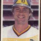 TERRY KENNEDY 1984 Donruss #112.  PADRES