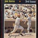 JOE TORRE 1971 Topps #370.  CARDS