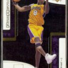 KOBE BRYANT 2000 Upper Deck Proactive Insert #PA1.  LAKERS