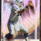 PEYTON MANNING 1999 Bowman Early Risers Insert #U2.  COLTS