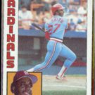 LONNIE SMITH 1984 Topps #580.  CARDS