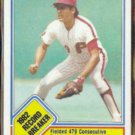MANNY TRILLO 1983 Topps #5.  PHILLIES