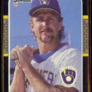 ROBIN YOUNT 1987 Donruss #126.  BREWERS
