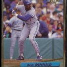 DAVE WINFIELD 1992 Ultra #454.  BLUE JAYS