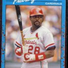 PEDRO GUERRERO 1990 Donruss Best #95.  CARDS