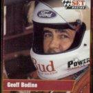 GEOFF BODINE 1991 Pro Set #126.  WINSTON CUP