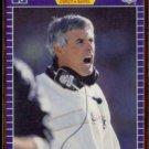 JIM MORA 1989 Pro Set #278.  SAINTS
