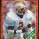 DEION SANDERS 1989 Pro Set Prospect #486.  FLORIDA St.