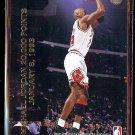 MICHAEL JORDAN 1993 Upper Deck Insert #SP2 w/ Wilkins.  BULLS