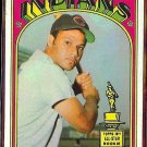 CHRIS CHAMBLISS 1972 Topps ROY #142,  INDIANS