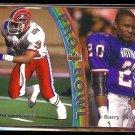 BARRY SANDERS 1992 UD Pro Bowl Insert #PB5.  LIONS