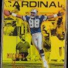 MICHAEL IRVIN 1995 Select Certified Foil #75.  COWBOYS