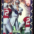 TROY AIKMAN 1996 Donruss Hit List Foil #'d Insert 09025/10000.  COWBOYS