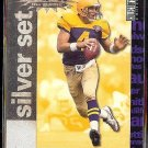 BRETT FAVRE 1995 UD CC Crash The Game Silver Insert #C6.  PACKERS