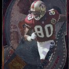 JERRY RICE 1996 Edge Advantage Role Models Insert #RM3.  49ers