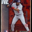 BRIAN JORDAN 1997 Pinnacle Interleague Encounter Insert w/ Belle #1 of 10.  CARDS