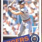 ALAN TRAMMELL 1985 Topps #690.  TIGERS