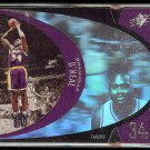 SHAQUILLE O'NEAL 1997 UD SPX Hologram Die Cut #SPX24.  LAKERS