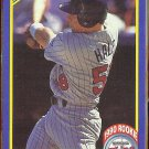 CHIP HALE 1990 Score Rookie #588.  TWINS