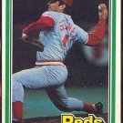 TOM SEAVER 1981 Donruss #425.  REDS