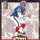 THURMAN THOMAS 1994 UD CC Crash The Game Insert #C12.  BILLS