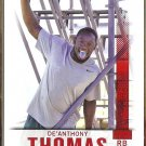 DE'ANTHONY THOMAS 2014 Sage Hit Rookie #6.  OREGON