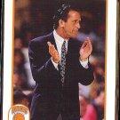 PAT RILEY 1991 Hoops #238.  KNICKS