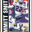 EMMITT SMITH 1991 Pinnacle Game Winners #364.  COWBOYS
