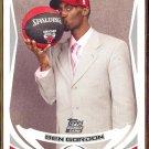 BEN GORDON 2004 Topps Rookie #223.  BULLS