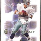 TROY AIKMAN 2000 Upper Deck SP Authentic Supremacy Insert #S6.  COWBOYS