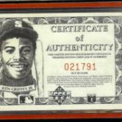 KEN GRIFFEY JR. 1992 Upper Deck Certificate of Authenticity (021791).  MARINERS