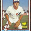 LARRY PARRICH 1976 Topps Al Star Rookie #141.  EXPOS