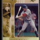 MARK McGWIRE 2000 Upper Deck SPX (SAMPLE) #1.  CARDS