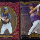 ANDRUW JONES 1995 Upper Deck SP Top Prospects #1 + #15.  MACON BRAVES
