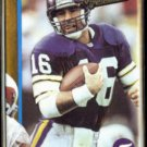 RICH GANNON 1992 Action Packed #153.  VIKINGS