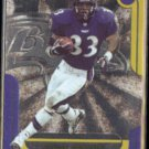 PRIEST HOLMES 1999 Playoff SSD Momentum #7.  RAVENS
