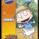 TOMMY (RugRats Go WIld) 2003 Sunkist Insert #2 of 6.  Minor wear