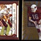 JAKE PLUMMER 1999 Bowman #10 + 1998 Bowman Best #3.  CARDS
