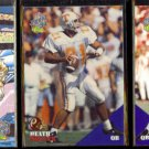 HEATH SHULER (3) Card 1994 Classic Draft Lot.  TENNESSEE