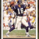 RYAN LEAF 1999 Upper Deck Victory #226.  CHARGERS