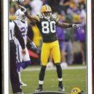 DONALD DRIVER 2009 Topps #223.  PACKERS