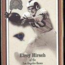 ELROY HIRSCH 2000 Fleer Greats #89.  RAMS