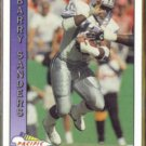 BARRY SANDERS 1991 Pacific #144.  LIONS