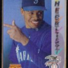 KEN GRIFFEY Jr. 1995 Pinnacle Sportflix Checklist Motion #168.  MARINERS