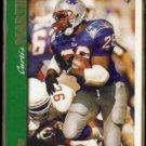 CURTIS MARTIN 1997 Bowman #365.  PATRIOTS