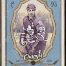 DOUG GILMOUR 2009 Upper Deck Champs #93.  MAPLE LEAFS
