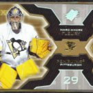 MARC-ANDRE FLEURY 2006 Upper Deck SPX #82.  PENGUINS