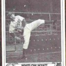 WHITLOW WYATT 1983 TCMA (1943 Playball) #30.  BROOKLYN