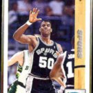DAVID ROBINSON 1991 Upper Deck #324.  SPURS