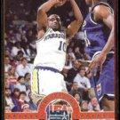 TIM HARDAWAY 1993 Skybox USA #63.